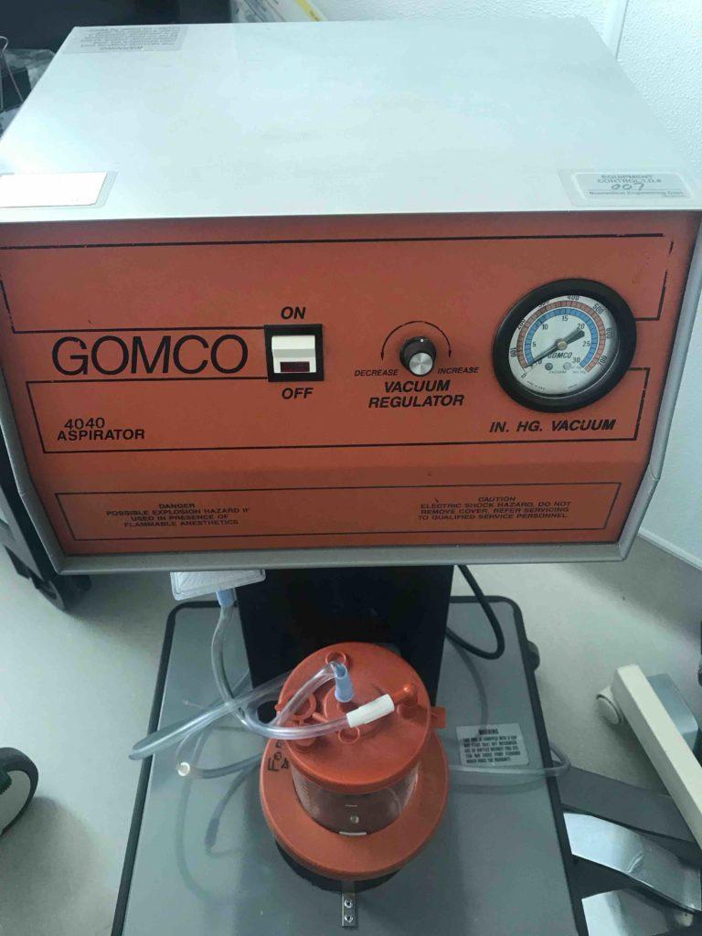 Gomco 4040 Aspirator $1,000